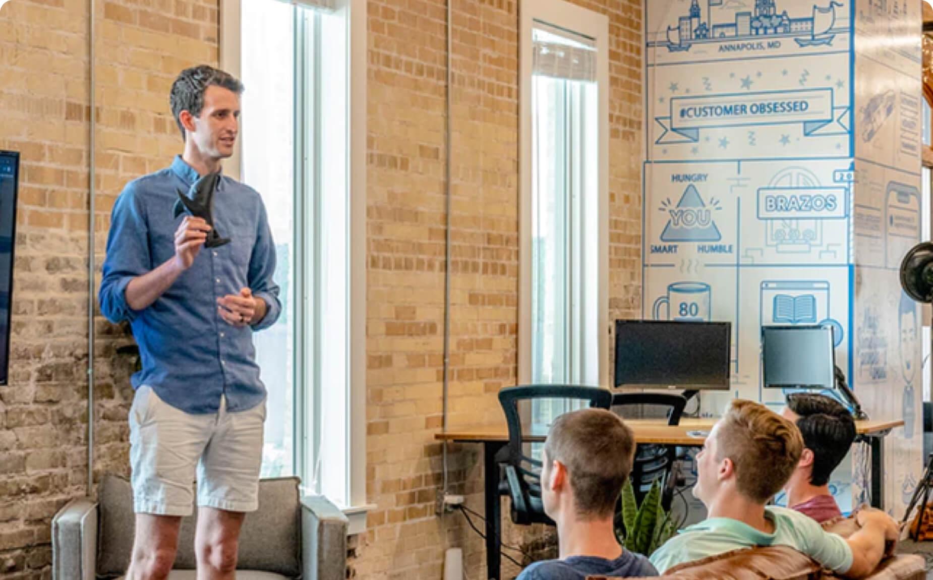 Body Language Secrets for Entrepreneurs